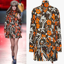 PR1626 LOOK16 FLORAL PRINT JERSEY DRESS
