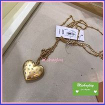 【kate spade】ロングネックレス♪ my precious heart locket★