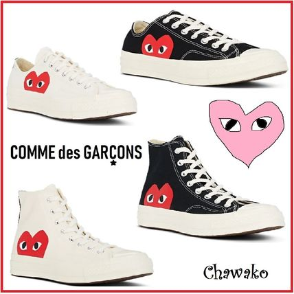 COMMEdesGARCONS Play&Converse Chuck Taylor '70 ユニセックス