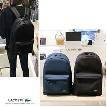 LACOSTE(ラコステ) バックパック・リュック 韓国限定商品★LACOSTE★KOREA SPECIAL バックパック 2colors