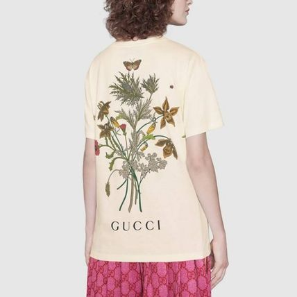 2754f36c809 ... GUCCI Tシャツ・カットソー  2019Cruise GUCCI Chateau Marmont プリント Tシャツ Ladies( ...