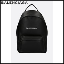 BALENCIAGA★small Everyday leather backpack★バックパック