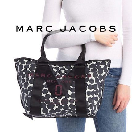 【Marc Jacobs】トートバッグ☆ドット柄