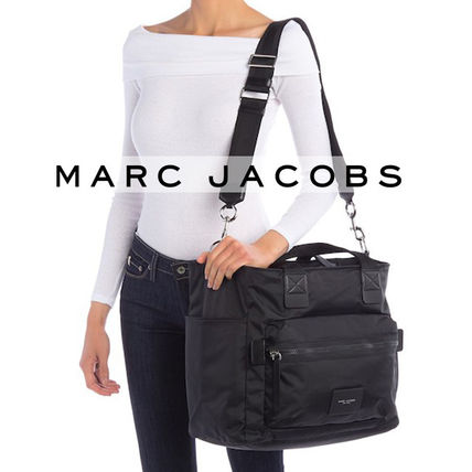 【Marc Jacobs】マザーズバッグ☆ナイロン☆バイカー