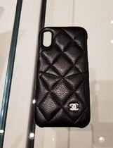 売り切れ御免★2019最新作CHANEL★iPhone X hard cover case