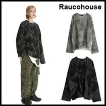 ☆RAUCOHOUSE☆  spray colored knitwear 2色