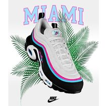 【Nike】海外限定★Air Max 97 Plus★City Proud / Miami Away