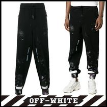 OFF-WHITE_DIAG GALAXY BRUSHED PANT☆正規品・安全発送☆