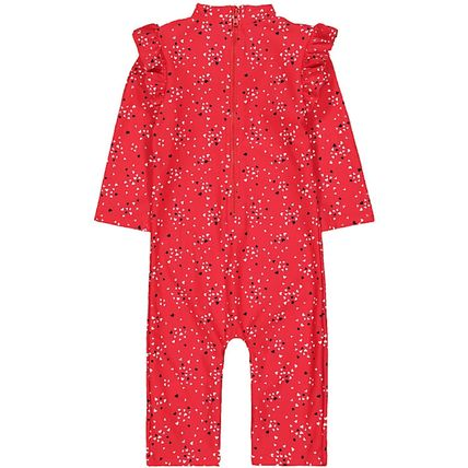 mothercare ベビー水着・ビーチグッズ mothercare  Girls♪3−18M☆Red heart sunsafe(3)