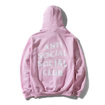 ANTI SOCIAL SOCIAL CLUB Know you better Hoodie パーカー