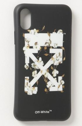 "Off-White(オフホワイト)""COTTON CARRYOVER"" iPhone8ケース"