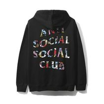 ASSC × BT21 Collab - Blended Black Hoodie BTS 限定パーカー
