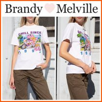 新作!!☆Brandy Melville☆Marina Chill Since 1993 Malibu Top