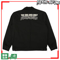 SALE 日本未入荷 Fucking Awesome One & Only ジャケット 関送込