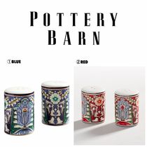 【Pottery Barn】●日本未入荷●MEZZE SALT & PEPPER SHAKERS