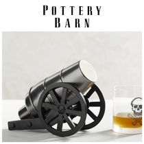 【Pottery Barn】●日本未入荷●CANNON COCKTAIL SHAKER