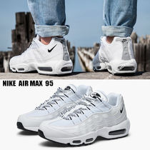 NIKE★AIR MAX 95★ 24~29cm★WHITE/BLACK