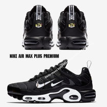 NIKE★AIR MAX PLUS PREMIUM★BLACK/WHITE