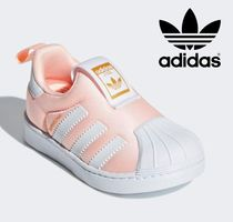 関税負担//adidas★SUPERSTAR 360 SNEAKERS 11-16cm 日本未入荷