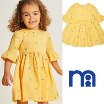mothercare☆1-24M☆Yellow floral Dress☆
