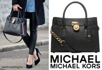 SALE♪即発[Michael Kors]Hamilton 2wayレザーサッチェル