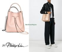 SALE♪即発[3.1 Phillip Lim]Soleil Smallレザーバケットバッグ