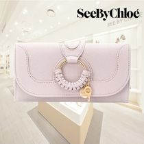 【19SS】★SEE BY CHLOE★フラップ長財布
