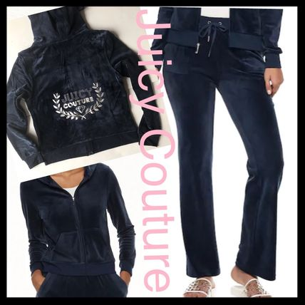JUICY COUTURE セットアップ ネイビー【NEW】JUICY COUTURE♡セットUP★