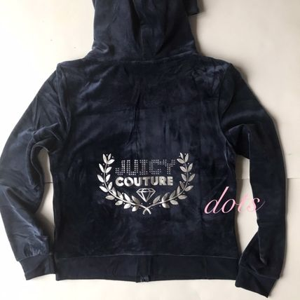 JUICY COUTURE セットアップ ネイビー【NEW】JUICY COUTURE♡セットUP★(2)