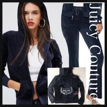 JUICY COUTURE(ジューシークチュール) セットアップ ネイビー【NEW】JUICY COUTURE〓セットUP★