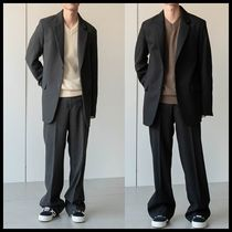 ☆COLN☆ Leman Wool Blend Two Button Blazer Set Up (2color)