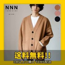 ★NOT N NOT★ NOT REAL OVER FIT HEAVY CARDIGAN