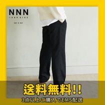 NOT N NOT(ナッエンナッ) パンツ ★NOT N NOT★ NNN EASY WIDE PANTS
