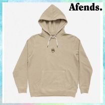 AFENDS(アフェンズ) パーカー・フーディ AFENDS(アフェンズ) メンズ ロゴ フード パーカー  CEMENT