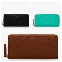 Mulberry 長財布 Small Classic 8 Card Zip Around Wallet
