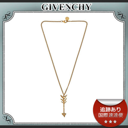 19SS/送料込≪GIVENCHY≫ アローデザイン ネックレス