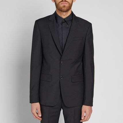 GIVENCHY スーツ 数量限定 GIVENCHY ジバンシィ Single Breasted Suit(11)