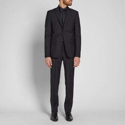 GIVENCHY スーツ 数量限定 GIVENCHY ジバンシィ Single Breasted Suit(14)