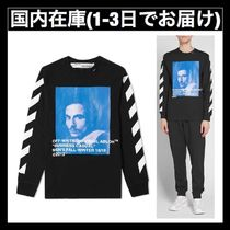 送料関税無料 Off-White BERNINI L/S T-SHIRT