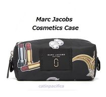 Charms Print Cosmetic Case コスメポーチ