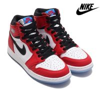 国内正規品 要在庫確認 NIKE AIR JORDAN 1 RETRO HIGH OG GS RED