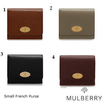 [UK発]大人気!☆Mulberry☆Plaque Small フレンチパース