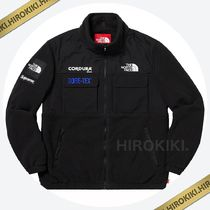 18AW /Supreme The North Face Expedition Fleece Jacket Black