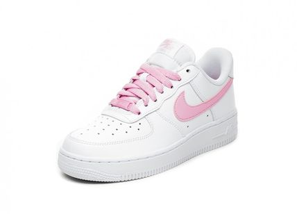Nike AIR FORCE 1 '07 WhitePsychic Pink | Femme Baskets