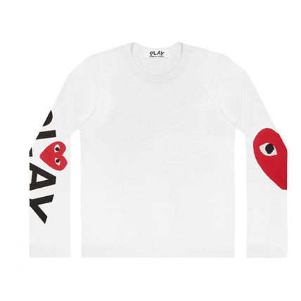 ★Comme des Garcons★ビッグハートロングスリーブ