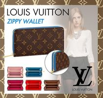 LOUIS VUITTON 2019SS【新作】モノグラム ジッピー・ウォレット♪