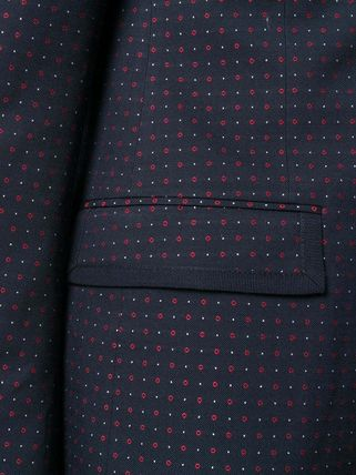 GUCCI スーツ 【正規品保証】GUCCI★19春夏★MICRO PRINT TWO PIECE SUIT(5)