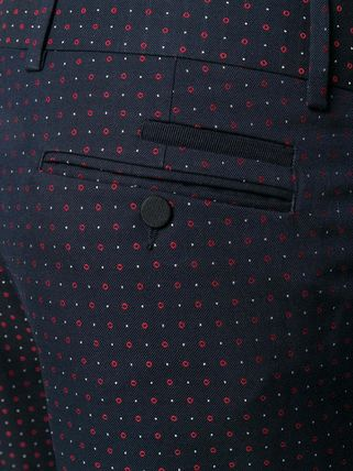 GUCCI スーツ 【正規品保証】GUCCI★19春夏★MICRO PRINT TWO PIECE SUIT(6)