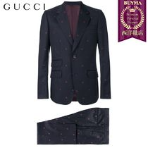 【正規品保証】GUCCI★19春夏★HERITAGE BEES TWO PIECE SUIT