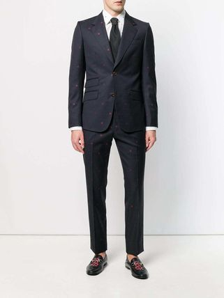 GUCCI スーツ 【正規品保証】GUCCI★19春夏★HERITAGE BEES TWO PIECE SUIT(2)